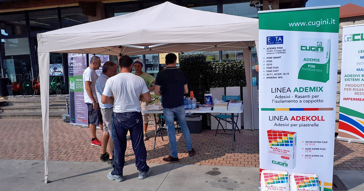 20/09 OPEN-DAY a Urago d'Oglio (BS)