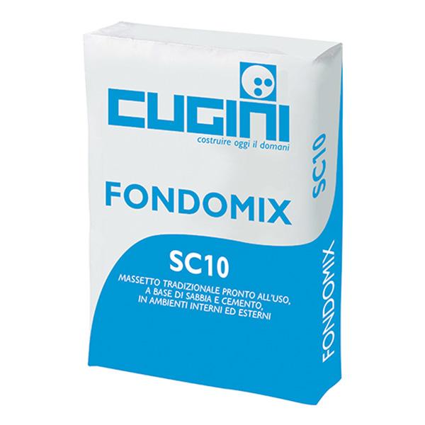 Fondomix sc10 massetto tradizionale pronto all uso a - Massetto tradizionale ...